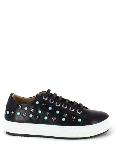 a7fb805a Купить женские черные кеды бренд just couture артикул 5jc.mb58490.k в интернет  магазине брендовой обуви ...